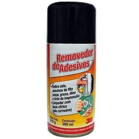 Spray Removedor De Adesivos (não Corrosivo) 3m