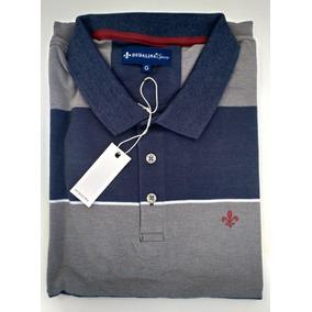 Camisa Aleatory Original Cor Principal Cinza - Camisa Pólo Manga ... 0fcb0d4fa2