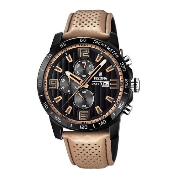 Reloj Festina Chrono F20339/1 Hombre Original Agente Oficial