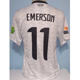 Camisa Corinthians Campeão Mundial Emerson Sheik Japão 2012