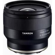 Lente Tamron 24mm F/2.8 Di Iii Osd M 1:2 Sony E C/ Nfe