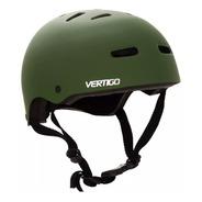 Casco Bicicleta Skate Rollers Vertigo Vx Bmx Pelela Colores