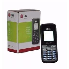 Celular Lg-b220 2 Chip Desbloqueado Radio Lanterna Original