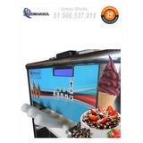 Maquina De Sorvete Açaí Expresso Tk 200 Plus