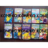 Películas Y Capítulos De Pokémon, Sakura, Marco Y Heidi Vhs