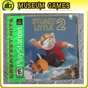Stuart Little 2 Ps1 Original Nuevo Sellado Local !!! Museum
