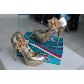 Sandalias De Tacones Plataformas Zapatos Damas