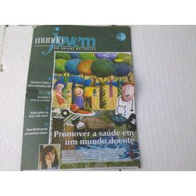 Jornal Mundo Jovem Ano 50 Nº 423