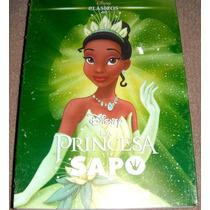 La Princesa Y El Sapo Clasicos De Disney En Dvd