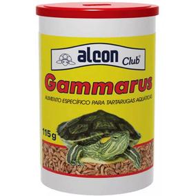 Alcon Gammarus 115g - Raçao Tartaruga Camarao Desidratado