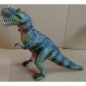 Dinossauro A Pilha Anda E Ruge, Com Som