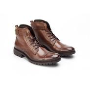 Borcegos Cuero Ander Stork Man - Enzo Shoes