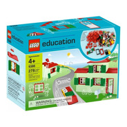 Set Puertas, Ventanas Y Tejas Lego Education