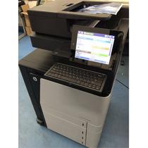 Impressora Multifuncional Hp Color Enterprise Mfp M880 Z A3