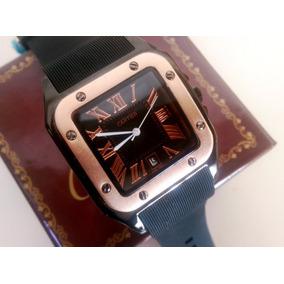 Reloj Cartier C Santos 100 Envio Gratis