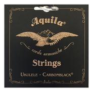 Cuerdas Aquila Carbonblack Ukelele Tenor Regular Encordado