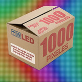 Mega Kit 1000 Led Pixel Ws2811 Bala Fuente 350w + T1000s