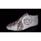Horma De Zapato Antigua Decorada