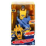 Mattel Dc Liga De La Justicia Muñeco Con Accesorios