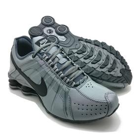 Tênis Nike Shox 4 Molas Junior Novo Promoção Dia Dos Pais