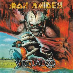Iron Maiden - Virtual Xi - Importado