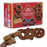 4x Biscoito Pão De Mel Schokoladen Lambertz Doce Importado