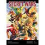 Secret Wars... Historia Completa 336 Pag