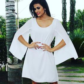 1f4e31a4545 Vestido Limelight Vestidos Feminino - Vestidos Curtos no Mercado ...