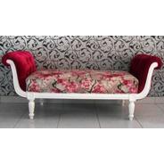 Chaise Lounge À Deux (assento De Janela Francesa).