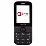 Celular Simples Ipro I-3200 Teclado Grande Para Idoso Mp3