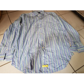 Classic Fit Camisa Polo By Ralph Lauren Extra Grande