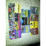 Almanaque Mundial (editorial Televisa) 1999-2013