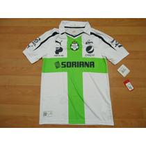 Playera Del Santos Laguna, Puma, Talla S