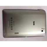 Tablet Ibak-707dtv Tela Capacitiva 7 Lcd Android 4.04-prata