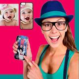 Centro! Carcasa Personalizada En 24hs Iphone Samsung
