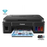 Impresora Multifuncional Canon Pixma G3100 Usb Wifi (p)