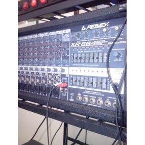 Consola Amplificada Peavey Xr 684 100% Original Made In Usa