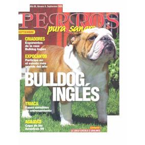 Revista De Perros Pura Sangre El Bulldog Inglés Sept 2009