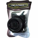 Capa Câmera Digital Aquática Estanque Dicapac Wp-570 Canon
