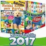 Super Kit Mascotas Perros, Patrones,ropa,libros, Imprimible