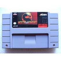 Coletânea Com Mortal Kombat 1 + 2 + 3 Originais Americanos!!
