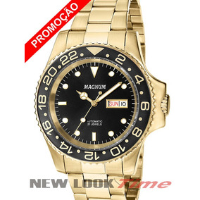 Relógio Magnum Automático Ma33844u