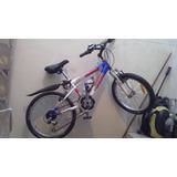 Bicicleta Montañera Corrente Rin 20 (negociable)