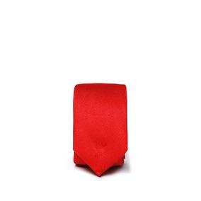 Corbata Roja Delgada - Lob - 1038457 - Rojo
