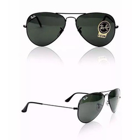 Óculos De Sol Ray Ban Rb 3025 Aviator Tam 55, 58 E 62 Oculos ... d4e4b82322