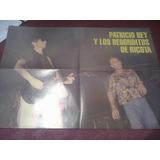Poster Patricio Rey Y Sus Redonditos De Ricota, Generacion X
