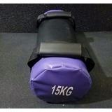 Bolso Pesado Sand Bag 15kg Importado Crossfit Pesa Gimnasio