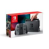 Nintendo Switch Color Gris Nuevo Sellado Envio Gratis Msi