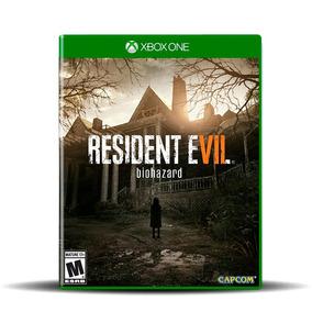 Juego Resident Evil 7 Xbox One Ibushak Gaming