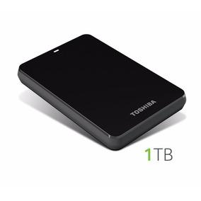 Disco Duro Externo 1000 Gb 3.0 Toshiba Envio Gratis